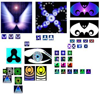 lineage 2 значки кланов альянс